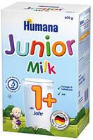 Молочная сухая смесь Humana Junior, 600 г от 12 мес.