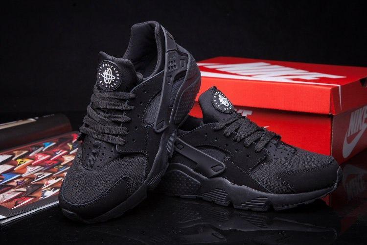 d83ecd0e797c Кроссовки мужские Nike Air Huarache Hyper Punch черные, фото 4 presenting  d06d0 ...