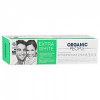 Зубная паста Безопасное отбеливание Extra White ORGANIC PEOPLE, 100мл