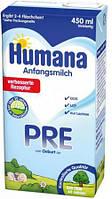 Хумана  ПРЕ humana PRE жидкая, 450г