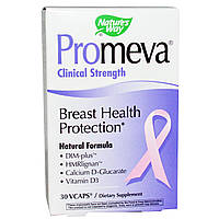 Natures Way, Promeva для здоровья груди, 30 капсул