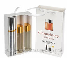 Clinique Happy edt 3x15ml - Trio Bag