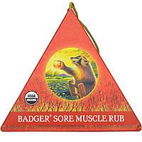 Badger Company, Бальзам для натруженных мышц, оригинальный микс с кайенским перцем и имбирем, 0.75 унций
