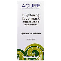 Acure Organics, Стимулирующая клетки маска для лица, 1,75 унция (50 мл)