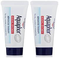 Aquaphor, Healing Ointment, Skin Protectant, Dual Pack, .35 oz ea, фото 1