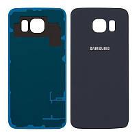 Задня кришка Samsung G920 (Синя) Original