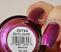 ORLY лак для ногтей №40794 beautiful disaster 18 ml.