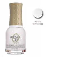 ORLY лак для ногтей для французского маникюра №42001 white tips 18 ml.