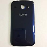 Задня кришка Samsung i8262 Galaxy Core (Синя)