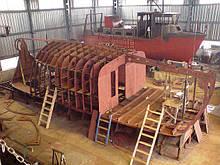 Строительство лодок, катеров, яхт