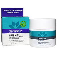 Derma E, Гель от шрамов, 2 унции (56 г)