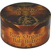 Earth Circle Organics, Сырое органическое масло какао (Бали), 250 г