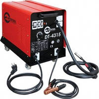 Сварочный полуавтомат 230 В, 5,2 кВт, 40-140 А, диаметр проволоки 0,6-0,8 мм INTERTOOL DT-4315