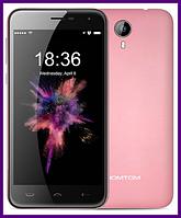 Смартфон Doogee HomTom HT3 (Pink). Гарантия в Украине 1 год!