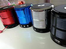 Портативна колонка WSTER WS-887 Bluetooth Speaker з FM-тюнером