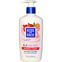Kiss My Face, Увлажнение после бритья, гранат и грейпфрут, 325 мл (11 жидких унций)