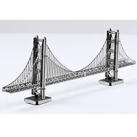 "Металлическая сборная 3D модель""Мост Golden Gate"", Metal Earth 425-18417623"