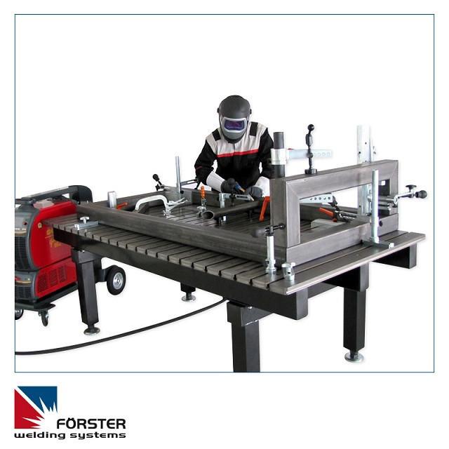 Зварювальний стіл 3.000 x 1.200 x 810 мм