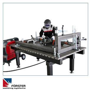Зварювальний стіл 2.000 x 1.000 x 810 мм