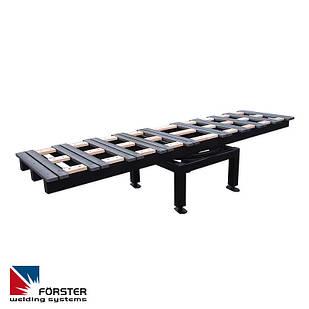 Горизонтально-поворотні зварювальні столи