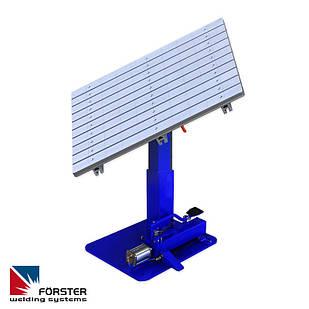 Зварювальний стіл регульований по висоті 1000 Ergofix