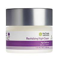 MyChelle Dermaceuticals, Восстанавливающий ночной крем, защита против старения, шаг 5, 1.2 жидких унции (35 мл)