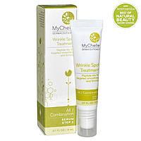 MyChelle Dermaceuticals, Против морщин и пятен, сыворотка для комбинированной кожи, шаг 3, 0,27 жидких унций (8 мл)