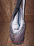 Женские сумка стеганная Стильная cумкa-мода/Дутая Сумка женская спортивная только оптом, фото 3