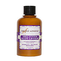 Out of Africa, Organic Shea Butter Body Lotion, Lavender, 9 oz (260 ml)