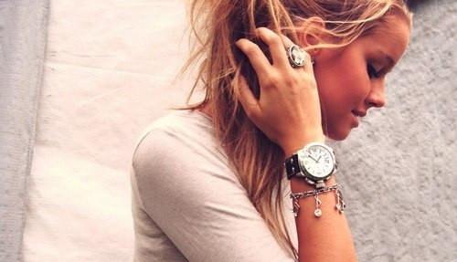 Как подобрать часы девушке?