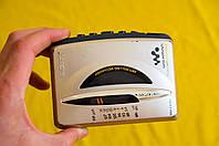 Кассетный плеер SONY WM-FX195 (Неисправный)