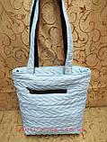 Женские сумка стеганная FASHION.Стильная/Сумка женская спортивная/стеганая сумка(только оптом), фото 4