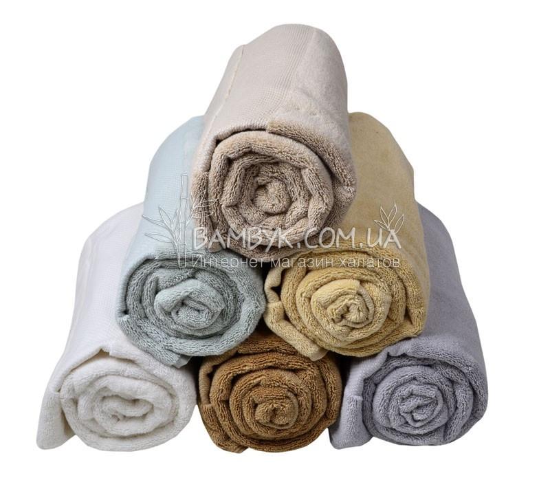 Полотенце банное высокой плотности (800гр/м2) 100*150-см MyHome