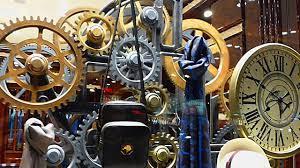Типы механизмов наручных часов