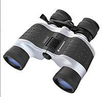 Универсальный бинокль для полевых наблюдений Topas 7-21x40 Zoom серый  Bresser 922214.