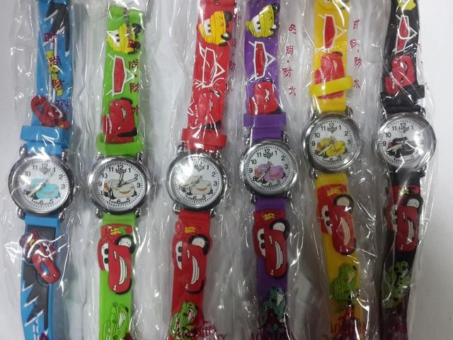 Детские кварцевые часы