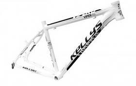 """Рама велосипедна Kellys 26"""" VIPER 40 біла/white 15,5"""" (9900286)"""