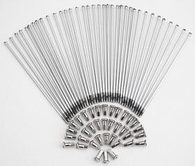 Спиця велосипедна 296мм стальна ніпель (48712961) X17