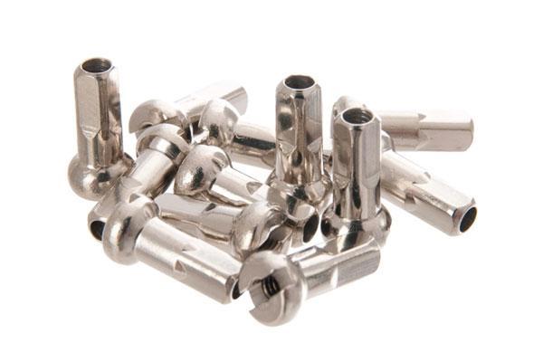НІПЕЛЬ Brass 14G 16мм polyax сріблястий (GMP1401600) Sapim