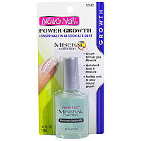 Nutra Nail, Минеральный комплекс, мощный рост, длинные ногти, 0,45 жидких унций (13 мл)