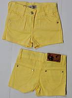 Джинсовые шорты для девочки  2.3,4,5 лет