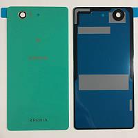 Задня кришка Sony D5803 Xperia Z3 Compact (Зелена) Original