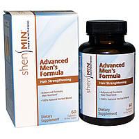 Natrol, Natrol, Shen Min, улучшенная формула для мужчин, укрепление волос, 60 таблеток