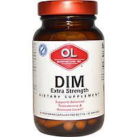 Olympian Labs Inc., DIM, сверх-сила, 30 вегетарианских капсул