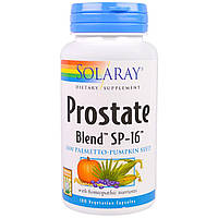 Solaray, Prostate Blend SP-16, 100ct
