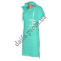 Молодежное трикотажное платье 823-4 оптом в Одессе.