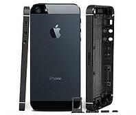 Корпус Apple iPhone 5 (Чорний) High Quality