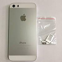 Корпус Apple iPhone 5S (Білий) High Quality