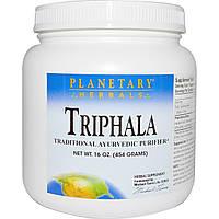 Planetary Herbals, Трифала, порошок, 16 унций (454 г)