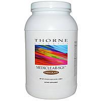 Thorne Research, Mediclear-SGS, шоколад, 37,6 унции (1,066 г)